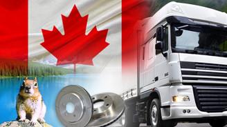 Kanada'dan kamyon fren diskleri talebi
