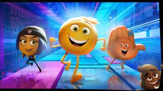 Bu filmin başrolleri, Emojiler!