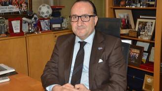 WCF, 3. kez Zeytinoğlu'nu seçti