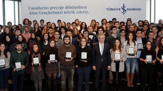 İş Bankası'ndan 'Altın Gençler'e Avrupa bileti