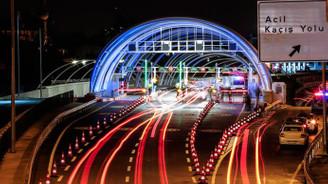 Avrasya Tüneli'nden ilk gün geçen araç sayısı açıklandı