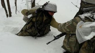 Tatvan'da PKK operasyonu