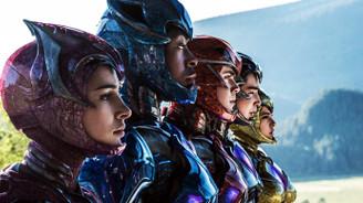 Power Rangers'tan uluslararası fragman