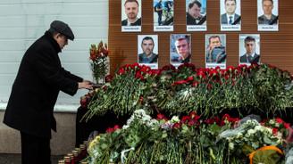 Hayatını kaybeden 92 kişi anıldı