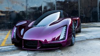 Üç boyutlu yazıcıda üretilen otomobil: Blade