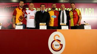 Galatasaray, 'Tarih yazan formalar'ı tanıttı