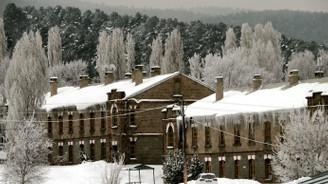 'Baktıkça bakasımız' gelen kış manzaraları