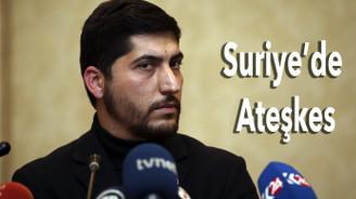 Suriye'de genel ateşkes!