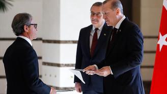 Erdoğan, Neto ile görüştü