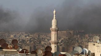 Rusya ve Çin'den 'Halep' vetosu