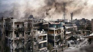 Suriye ordusu Halep'teki aktivitelerini durdurdu