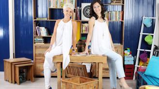 40 yıllık paletler el yapımı mobilyalara dönüşüyor