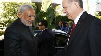 Erdoğan, Hindistan Başbakanı ile telefonda görüştü