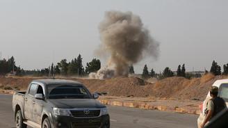 TSK: Cerablus'ta 21 hedef 108 atışla vuruldu