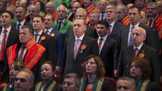 Beştepe'de Adli Yıl açılış töreni yapıldı