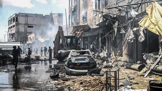 İdlib'de çarşı bombalandı: 28 ölü, 41 yaralı