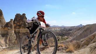 Kapadokya'da 'Bisiklet Festivali'