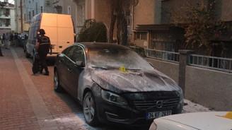 Avcılar'da 28 araç kundaklandı