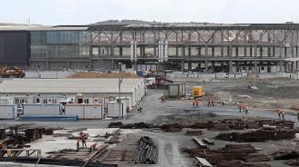 Yeni havalimanının metrosu için YPK'ya başvuruldu