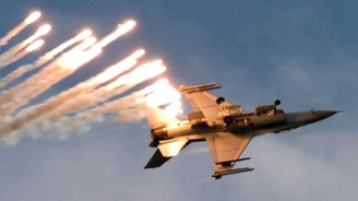 5 IŞİD hedefi vuruldu