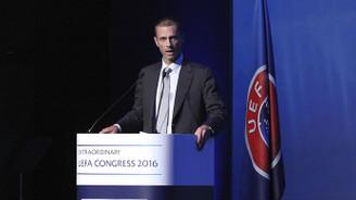 UEFA, yeni başkanını seçti