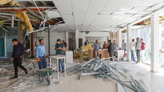 Van'da hasar tespit çalışmalarına başlandı