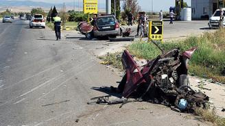 Kazalarda ölü sayısı 44'e yükseldi