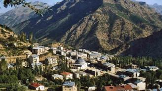 Şemdinli'nin 4 köyünde sokağa çıkma yasağı