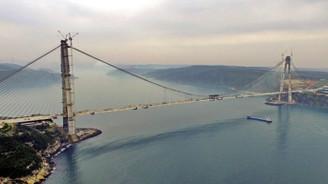 3. Köprü güzergahı SİT alanı olsun
