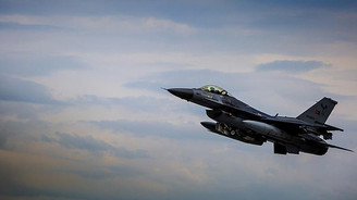 IŞİD hedefleri havadan vuruldu