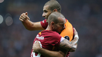 Galatasaray'a 3 puanı Eren Derdiyok getirdi