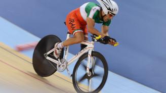 Yarışta kaza yapan bisikletçi hayatını kaybetti