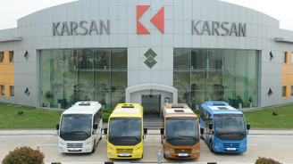 ABD'den Karsan'a 6 araç siparişi