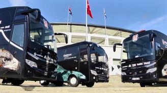 Beşiktaş'a yeni ulaşım sponsoru