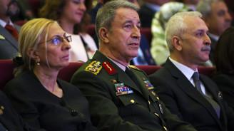 Orgeneral Akar, 19 Eylül Gaziler Günü'nde konuştu