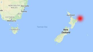 Yeni Zelanda'da 7.1'lik deprem