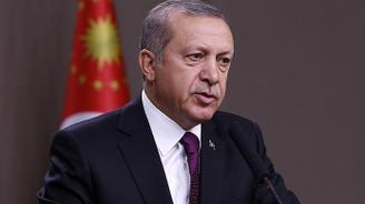 Erdoğan: Terör koridorunun oluşmasına rıza göstermeyiz