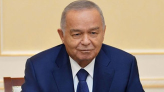 Özbek lider Kerimov hayatını kaybetti
