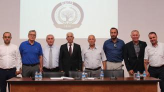 ZEYDER başkanlığına Hidamet Asa yeniden seçildi