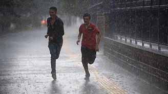 Batı Karadeniz için şiddetli yağış uyarısı