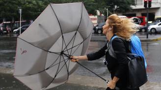 Meteoroloji'den 'çatılar uçabilir' uyarısı