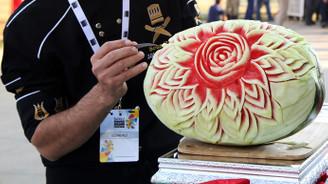 6. Kültür ve Karpuz Festivali yapıldı