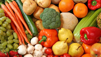 Sebze-meyveye yeni künye