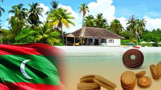 Kremalı bisküvilerimiz Maldivlerin ağzını tatlandıracak
