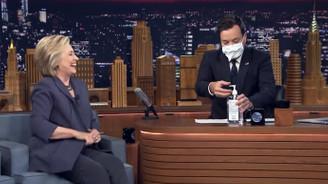 Fallon'un şakası Clinton'ı kahkahaya boğdu