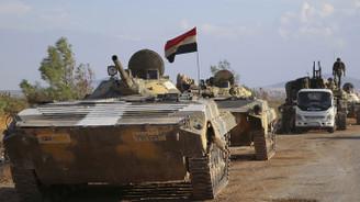 Hükümet güçleri Hama'ya saldırı başlattı