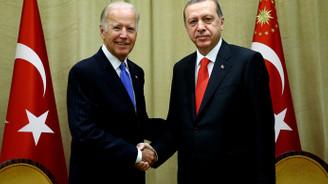 Erdoğan'ın Biden'ı kabulü