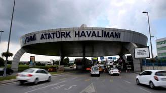 Atatürk Havalimanı'nda personele de sıvı yasağı