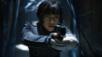 Scarlett johansson'lı Ghost In The  Shell