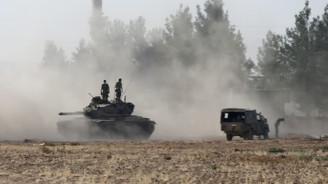 40 IŞİD'li terörist öldürüldü